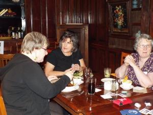 Ms. MacKenzie Lucas, Ms. Deborah Barnhart and Ms. Janet Mullany
