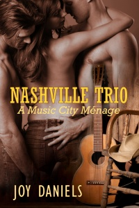 Nashville Trio Ebook Cover DANIELS